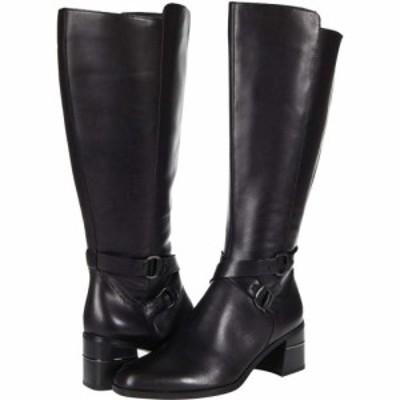 ナチュラライザー Naturalizer レディース シューズ・靴 Shore Wide Shaft Black Leather