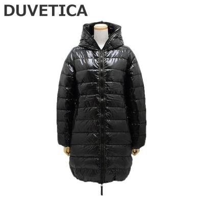 デュベティカ レディース ダウン ACE 182-D.1140N00/1035.R 999 ALL BLACK DUVETICA ダウンジャケット  ダウンコート