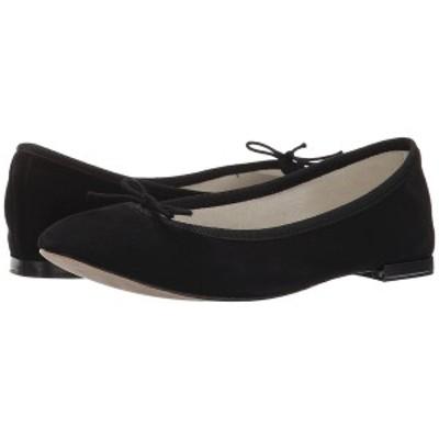レペット レディース サンダル シューズ Cendrillon - Suede Leather Noir (Black Suede)