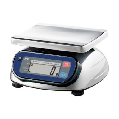 A&D 防塵防水デジタルはかり(検定付・3区) (1台) 品番:SK2000IWP-A3