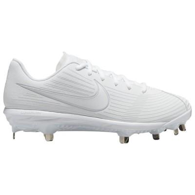 ナイキ Nike レディース 野球 シューズ・靴 Lunar Hyperdiamond 3 Pro White/White/Pure Platinum