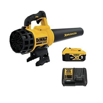 限定価格DEWALT 20V MAX XR Blower, Brushless, 5-Ah Battery (DCBL720P1)