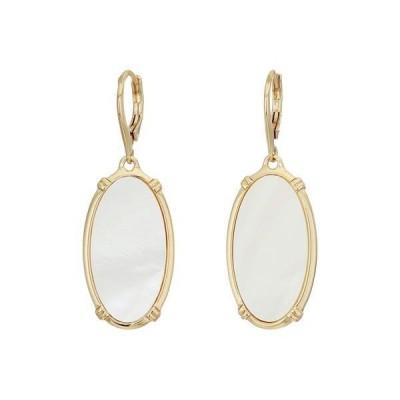 ラルフローレン レディース ピアス・イヤリング アクセサリー Mother-of-Pearl Drop Earrings