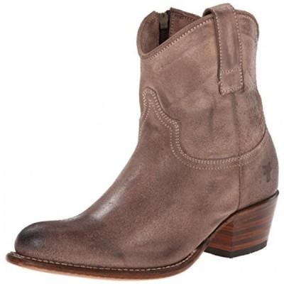 フライ レディース ブーツ FRYE Women's Deborah Short Suede Western Boot