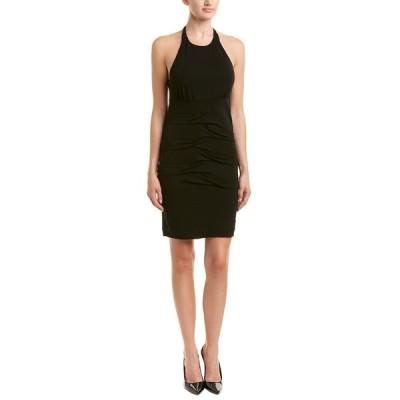 ニコルミラー ワンピース トップス レディース Nicole Miller Sheath Dress black
