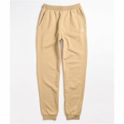 アディダス ADIDAS レディース ジョガーパンツ ボトムス・パンツ cuffed khaki jogger sweatpants Natural