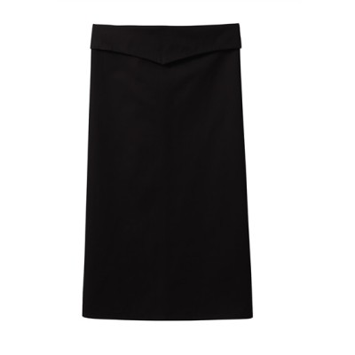 MONTBLANC 9-1283 ロングエプロン(男女兼用) 【業務用】コック服
