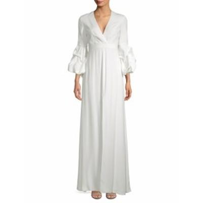 アレクシス レディース ワンピース Nova Gathered Sleeve Maxi Dress