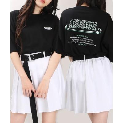 tシャツ Tシャツ WC/ラバーワンポイントTシャツ