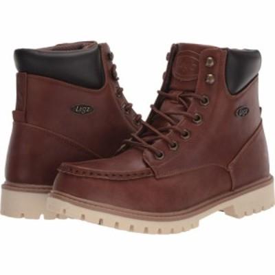 ラグズ Lugz メンズ ブーツ シューズ・靴 Folsom Chestnut/Bark/Gum/Cream