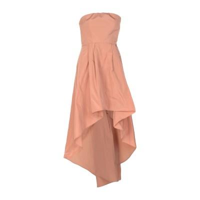 ピンコ PINKO ミニワンピース&ドレス ローズピンク 42 100% ポリエステル ミニワンピース&ドレス