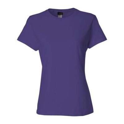 レディース 衣類 トップス Hanes Women's Nano-T T-Shirt Style SL04 グラフィックティー