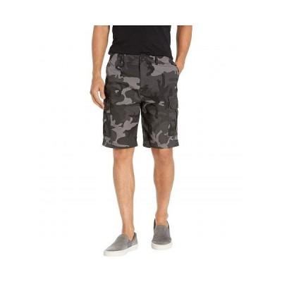 Billabong ビラボン メンズ 男性用 ファッション ショートパンツ 短パン Scheme Cargo - Charcoal Camo