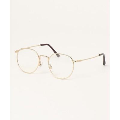 IO / 【Sp】ボストンカラーサングラス WOMEN ファッション雑貨 > サングラス