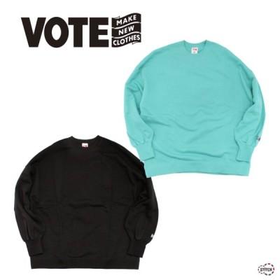 セール スウェット ヴォート メイク ニュークローズ VOTE MAKE NEW CLOTHES FAT CREW SWT 19SS-0017  メンズ 正規販売店 新品