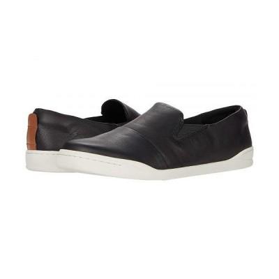 SoftWalk ソフトウォーク レディース 女性用 シューズ 靴 スニーカー 運動靴 Alexandria - Black Leather