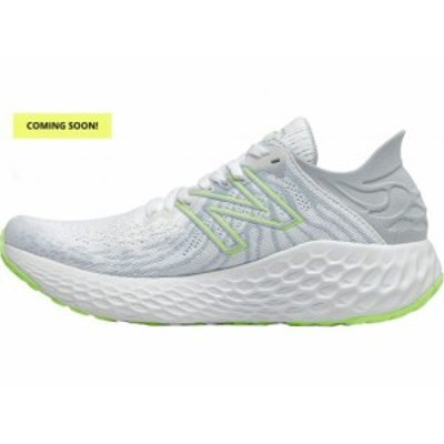 New Balance ニューバランス レディース 女性用 シューズ 靴 スニーカー 運動靴 Fresh Foam 1080v11 White/Bleached Lime【送料無料】