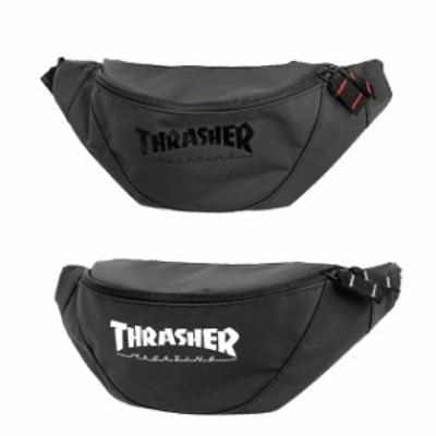 THRASHER(スラッシャー) ウエストバッグ ミニバッグ ボディバッグ THR-121