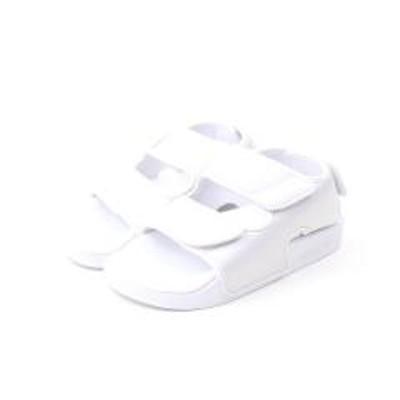 adidas(アディダス)10%OFFクーポン対象商品 アディダス スポーツサンダル ADILETTE 3.0 SANDALS アディレッタ 3.0 サンダル adidas ADILETTE-SANDAL 4(22.5cm) フットウェアホワイト(WHT) クーポンコード:7CLY8DW