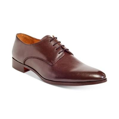 カルロスサンタナ Carlos by Carlos Santana メンズ 革靴・ビジネスシューズ ダービーシューズ シューズ・靴 Power Derby Oxfords Dark Brown