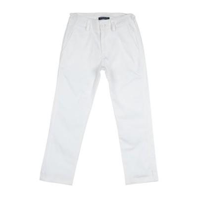 NUMERO UNO パンツ ホワイト 6 コットン 97% / ポリウレタン 3% パンツ