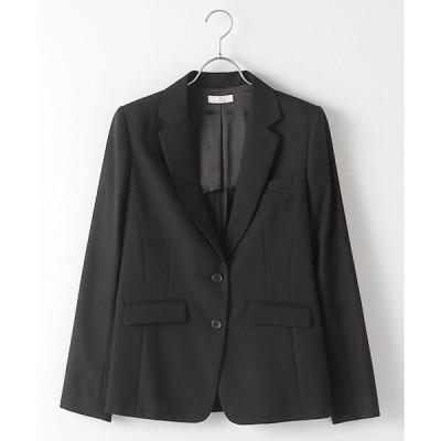 SUIT CLOSET / スーツクローゼット 定番スーツ 無地2つボタンジャケット