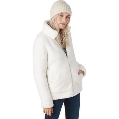 ストイック レディース ジャケット・ブルゾン アウター Cozy Sherpa Fleece Jacket