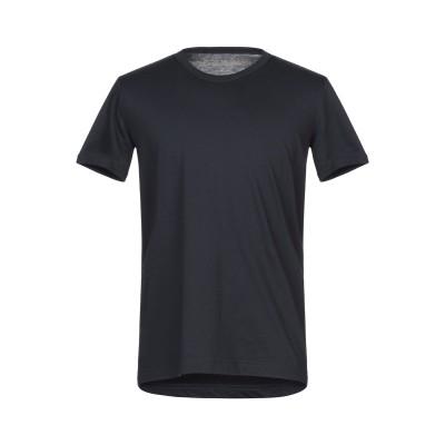 ドルチェ & ガッバーナ DOLCE & GABBANA T シャツ ダークブルー 44 コットン 100% T シャツ