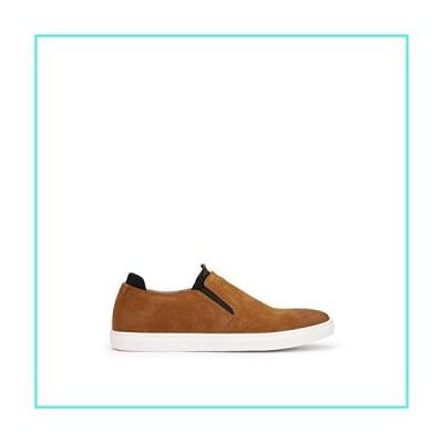【新品】Unlisted by Kenneth Cole Men's Design 30247 Sneaker, tan Nubuck, 9.5 M US(並行輸入品)