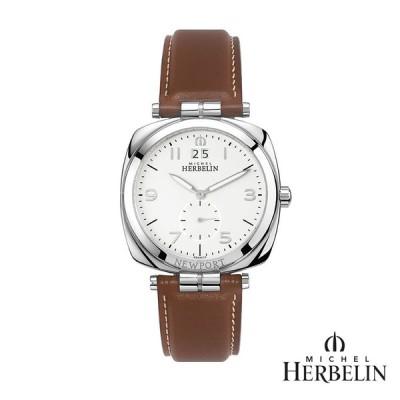 ミッシェルエルブラン メンズ 腕時計 ニューポート 18264/AP11GO 正規品 MICHEL HERBELIN