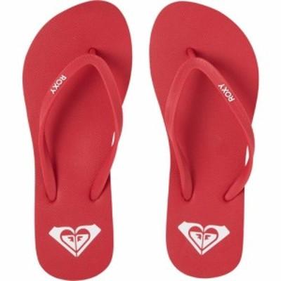 ロキシー Roxy レディース ビーチサンダル シューズ・靴 Azul Apple Red