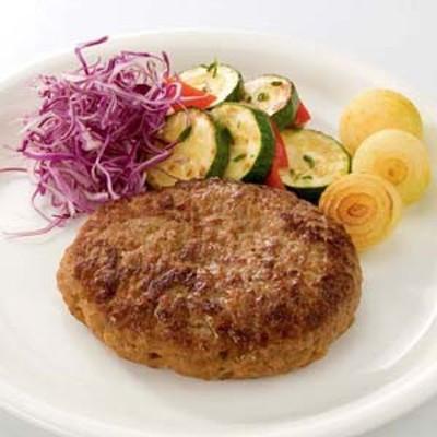 ガストロハンバーグ 80g×10枚 洋食屋のハンバーグの味わい (nh121363) レンジ調理OK 簡単調理 簡単調理【冷凍】