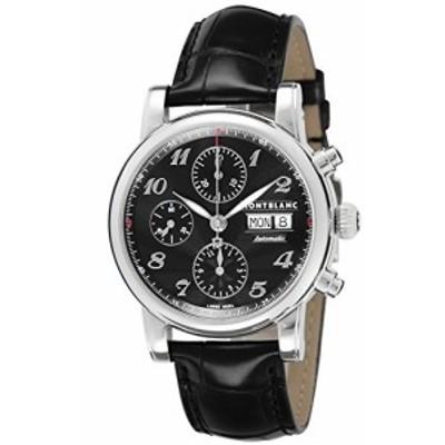 [モンブラン] 腕時計 STAR CHRONO 106467 メンズ 並行輸入品 ブラック