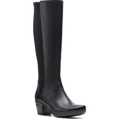 クラークス Clarks レディース ブーツ シューズ・靴 Emslie Emma Dress Boots Black