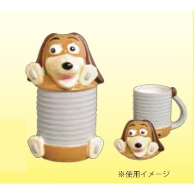 「ディズニー」フタ付きマグカップ スリンキードック(8個入)