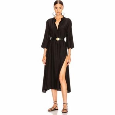ナタリー マーティン Natalie Martin レディース ワンピース ワンピース・ドレス isobel dress Black Silk