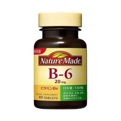 《大塚製薬》 ネイチャーメイド ビタミンB6 レギュラーサイズ 80粒(40日分)