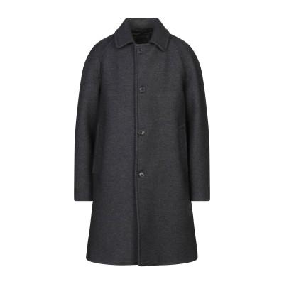 PALTÒ コート 鉛色 52 ウール 80% / ナイロン 20% コート