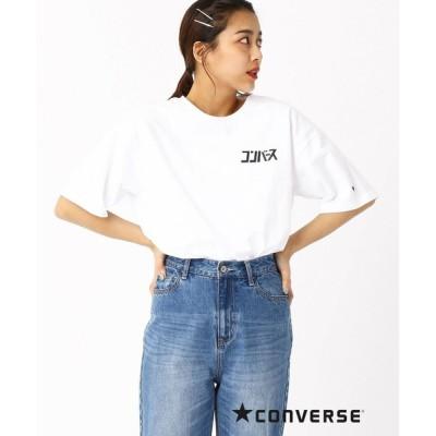 tシャツ Tシャツ CONVERSEカタカナロゴTシャツ