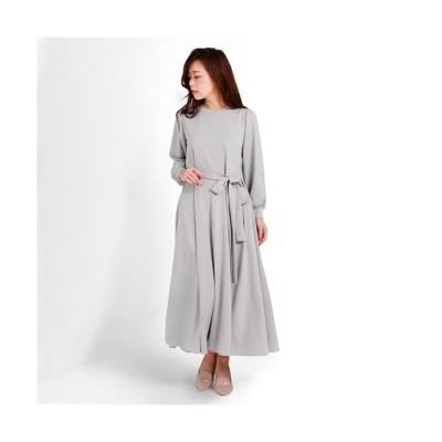 MARTHA(マーサ) ロングジャージーワンピース (ワンピース)Dress