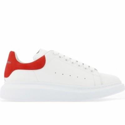 アレキサンダー マックイーン Alexander McQueen メンズ スニーカー シューズ・靴 Oversize Sneaker White