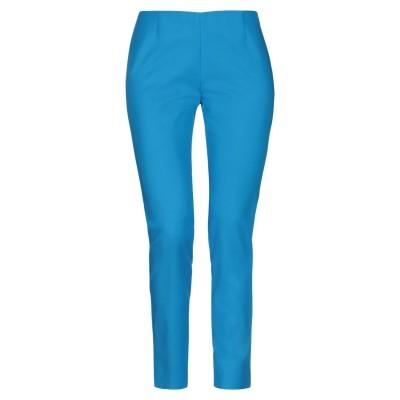 KORALLINE パンツ アジュールブルー 44 コットン 65% / レーヨン 32% / ポリウレタン 3% パンツ