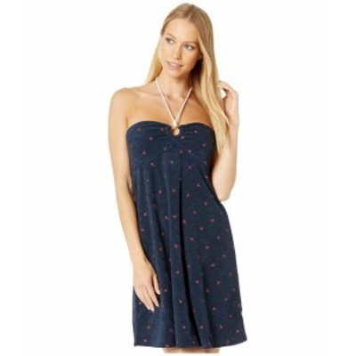 Juicy Couture ジューシークチュール ドレス 一般 Anchor Embroidery Microterry Halter Dress