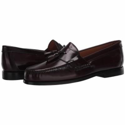 ジョンストンandマーフィー Johnston and Murphy メンズ ローファー シューズ・靴 Hayes Tassel Loafer Burgundy