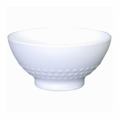 4969968777033 【12個入】 安心茶碗 ホワイト 大 CCP-03