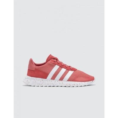 アディダス Adidas Originals レディース スニーカー シューズ・靴 Flb Runner W Pink