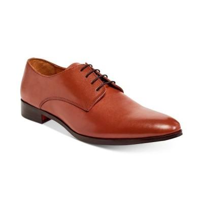 カルロスサンタナ Carlos by Carlos Santana メンズ 革靴・ビジネスシューズ ダービーシューズ シューズ・靴 Power Derby Oxfords Tan