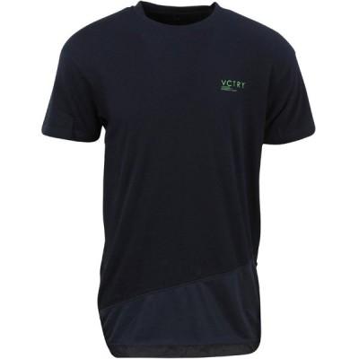 テンディープ 10 Deep メンズ Tシャツ トップス Tech Tee navy