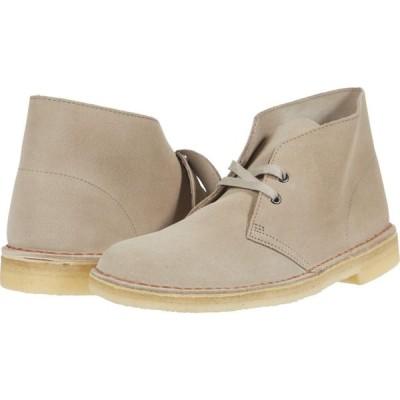 クラークス Clarks メンズ ブーツ シューズ・靴 Desert Boot Sand Suede 1