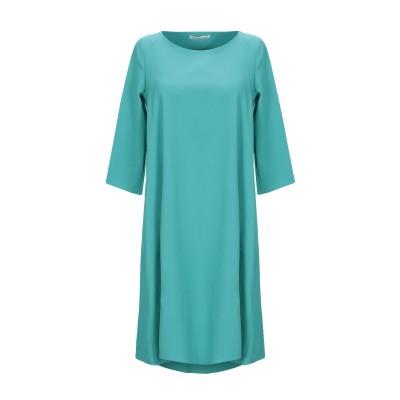 ANGELA MELE MILANO ミニワンピース&ドレス ライトグリーン XS ポリエステル 92% / ポリウレタン 8% ミニワンピース&ド
